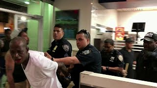 3 Arrested After Chased by NYPD at Bronx McDonalds