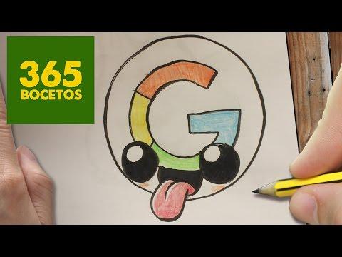 Como Dibujar Logo Snapchat Kawaii Paso A Paso Dibujos Kawaii