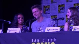 San Diego Comic-con 2018 The Flash panel