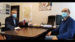 Министр культуры Омской области дал эксклюзивное интервью «Вестям»