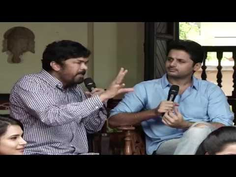 Posani-Krishna-Murali-Satire-on-Trivikram-Srinivas---A-Aa-Movie-Team-Interview