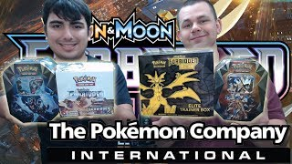 The Pokemon Company Sent Us Some AWESOME Pokemon TCG Products!