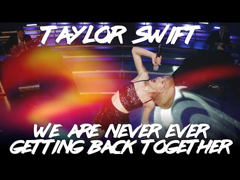 Taylor Swift - We Are Never Ever Getting Back Together (Cover) Legends in Concert | Branson Missouri