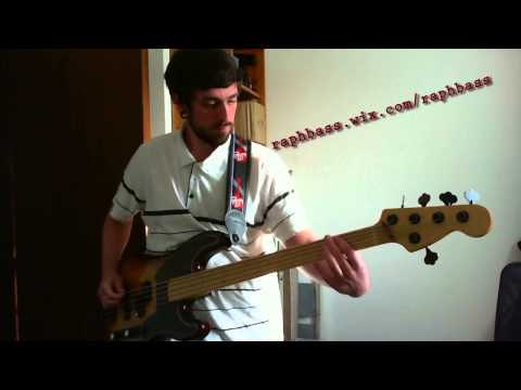 Skunk Anansie - I Will Break You bass cover