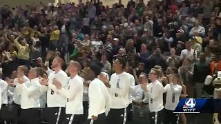 Wofford College is the smallest school represented in the NCAA tournament
