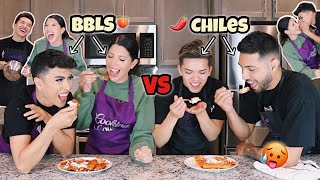 TRYING TO COOK ENCHILADAS!!   Louie's Life