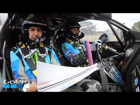 GoPro: Ken Blocks Irish Tarmac Rally