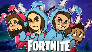 CARRIED by Our GIRLFRIENDS in Fortnite: Battle Royale (Fortnite Funny Moments and Fails)