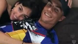 Cristiano ronaldo y Georgina rodríguez Live instagram fotos