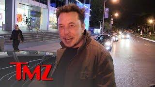 Elon Musk Scoffs at Trump Getting Nobel Prize | TMZ