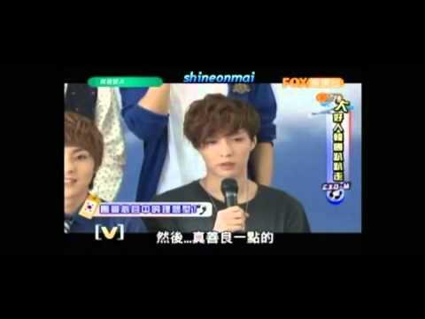 (Eng Sub) EXO-M Ideal Types - 120903 Just Love JK Interview