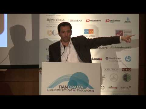 Tolis Aivalis - How to support Greek start-ups community