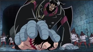 Ace VS Magellan In Impel Down ! One Piece HD ENG SUB