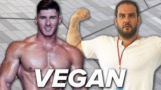 We Became Vegan Bodybuilders For A Week