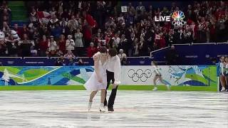 [HD]Tessa Virtue & Scott Moir FD 2010 Vancouver Olympics (Symphony No.5 by Gustav Mahler)