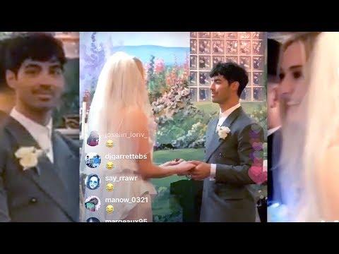 Sophie Turner and Joe Jonas Secretly MARRIED!