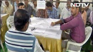 Cong ahead in Rajasthan, Close fight in MP, Chhattisgarh..