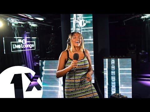 Mahalia - I Wish I Missed My Ex in the 1Xtra Live Lounge