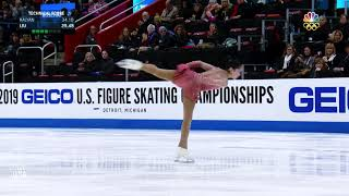 Alysa Liu's Short Program | Champions Series Presented By Xfinity