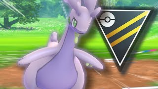 *NEW* GOODRA IS SUPER STRONG IN ULTRA LEAGUE PREMIER | GO BATTLE LEAGUE