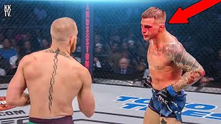 McGregor vs. Poirier 2: 😡  Why Conor KOs Dustin Again!