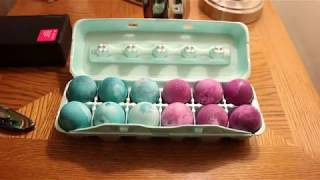 Egg Cracking Gender Reveal With A Twist