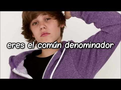 COMMON DENOMINATOR En Español - Justin Bieber