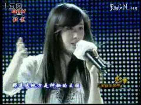 Zhang Li Yin - Y [Why...] & Magic Castle [PERFORMANCE]
