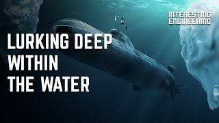 How do nuclear submarines stay under water for months?