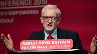 Live: Jeremy Corbyn delivers 'crossroads' Brexit speech | ITV News