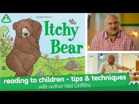 Ler para crianças: técnicas