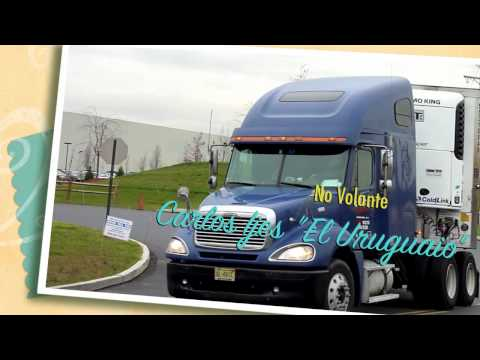 Dirigindo caminhao da Pennsylvania a Charlotte Caminhao nos Estados Unidos HD