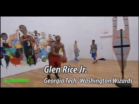 Recap: Glen Rice Jr. NBA WORKOUT