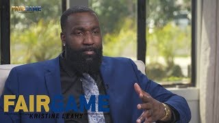 Kevin Garnett Cried when Kendrick Perkins was Traded from the Celtics | FAIR GAME