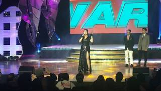ANGEL LOCSIN Wins Best TV Actress, JERICHO ROSALES is Best TV Actor, & ABS-CBN is Best TV Station