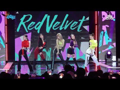 [예능연구소 직캠] Red Velvet - Really Bad Boy, 레드벨벳 - RBB @Show Music Core 20181201