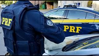 Mulher é presa pela PRF com mais de três quilos de crack em Santa Maria