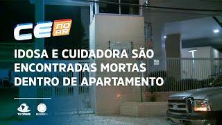 Idosa e cuidadora são encontradas mortas dentro de apartamento