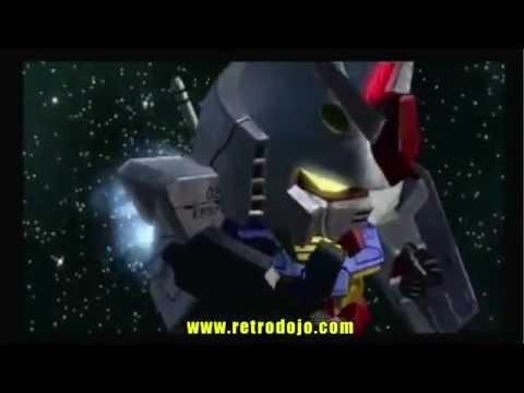 Samurai Tencho Episode 2: SD Gundam GGeneraition-F