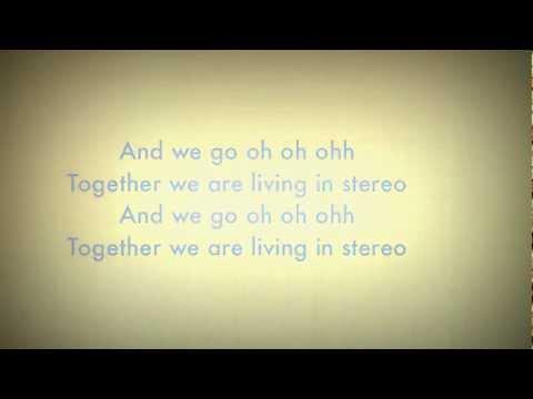 R.I.O. - Living In Stereo (Lyrics)