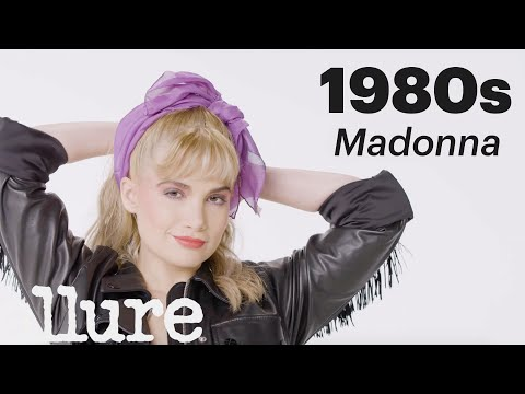 100 Years of Beauty Icons   Allure