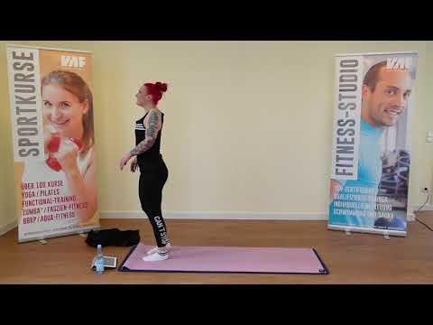 Pilates mit Maxi vom 14.04.21