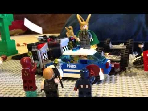Avengers Lego Assemble!
