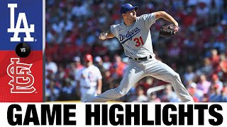 Dodgers vs. Cardinals Game Highlights (9/6/21) | MLB Highlights