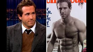 Conan Is Jealous Of Ryan Reynolds' Abs | Late Night with Conan O'Brien