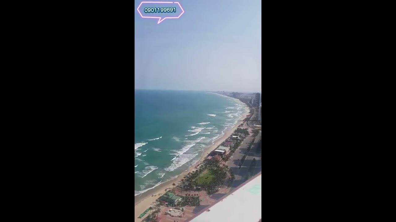 Tower cao 57 tầng - View trực diện biển & sông, vị trí top 01 TP Đà Nẵng, Wyndham Soleil video