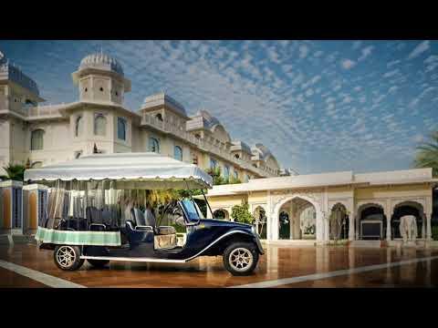 Unveiling The Leela Palace Jaipur