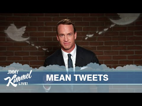 Mean Tweets - NFL Edition #3