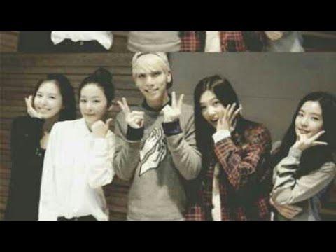 Red Velvet & Jonghyun (SHINee) Moments #RIPJonghyun