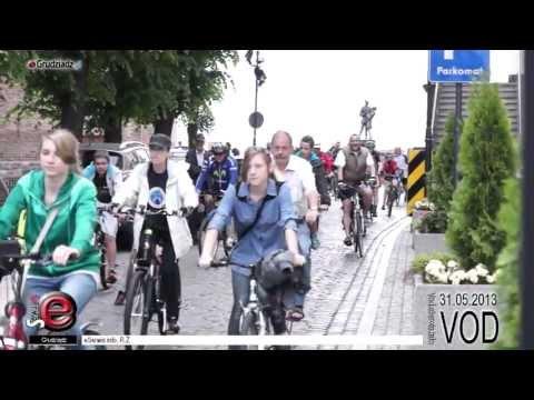IX Rowerowa Masa Krytyczna w Grudziądzu